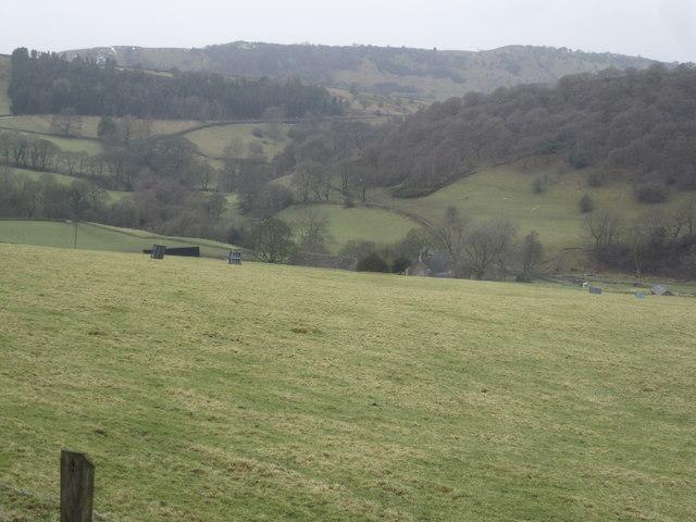 Dean Valley towards Rainow