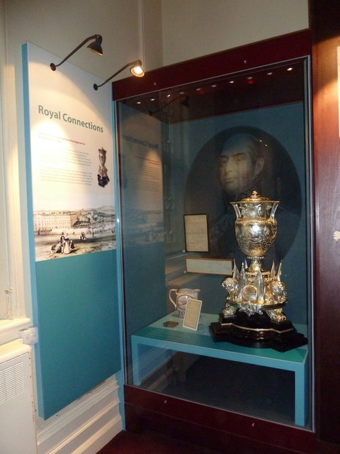Inside The Royal Regiment of Fusiliers Museum (I)