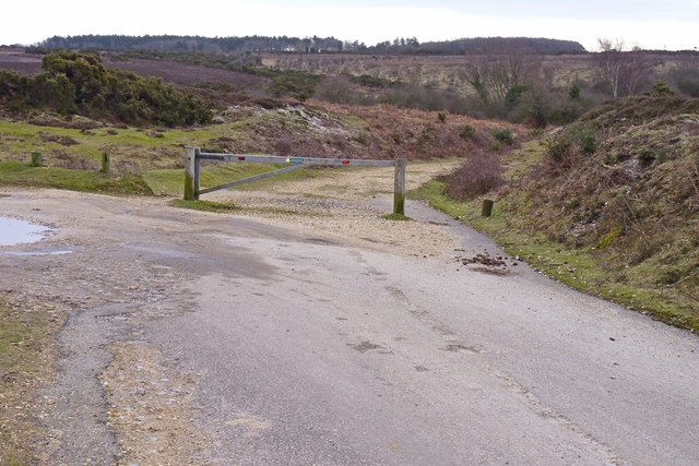 End of the Road at Clay Hill