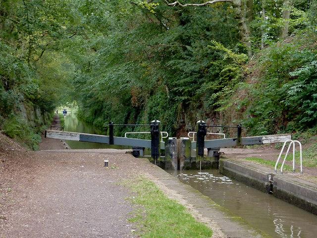 Tyrley Bottom Lock No 5, Staffordshire