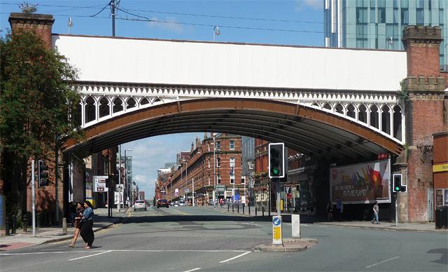 Bridge, Deansgate, Manchester (1)