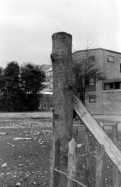 Harlow Technical College, College Square