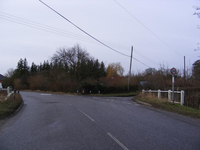 A1120 Chapel Street, Sibton