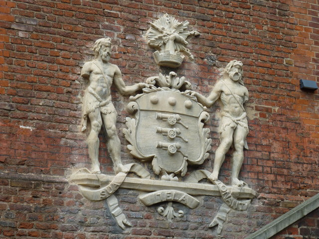 Coat of the arms on The Tower (B)