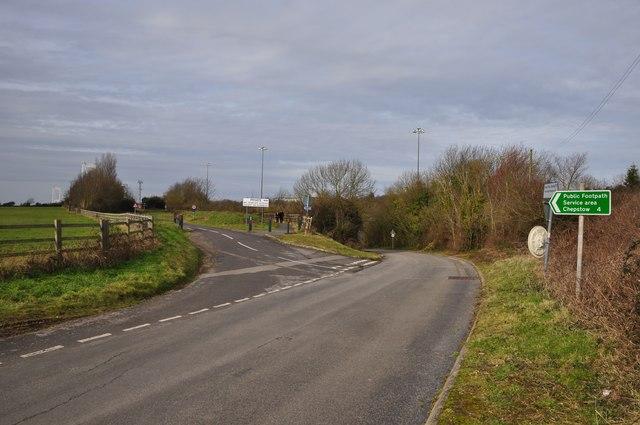 South Gloucestershire : Bridge Access Road