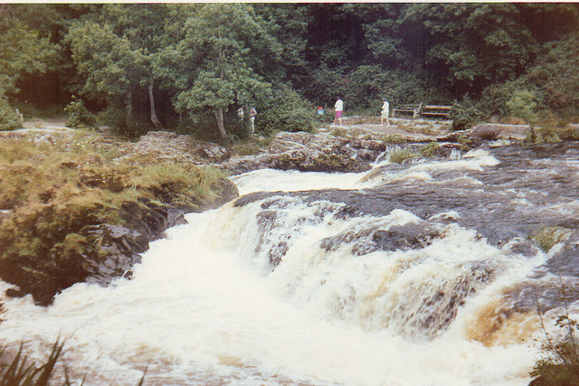 Cenarth Falls 1971