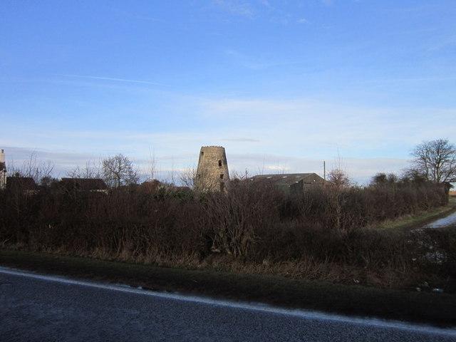 The Mill at Mill Farm near Langtoff