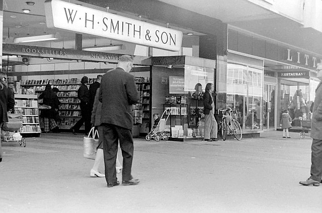 W H Smith & Son and Littlewoods