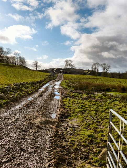 Track to Mulloch