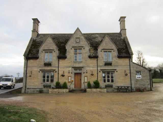 The Tally Ho Inn, on the A15