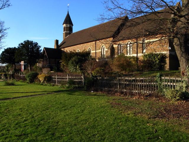 Holy Innocents Church, Kingsbury
