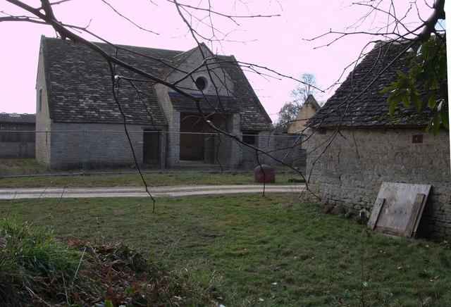 Barn, Warren's Cross Farm