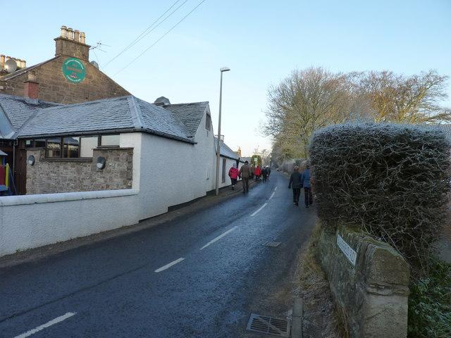 Blairfield Road