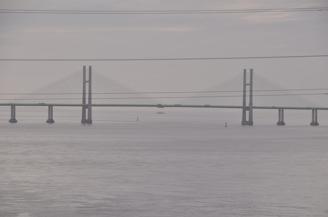 Severn Bridge : Second Severn Crossing