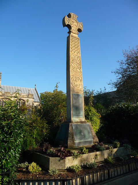 Glastonbury - War Memorial