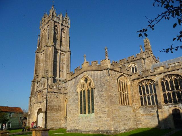Glastonbury - St John The Baptist