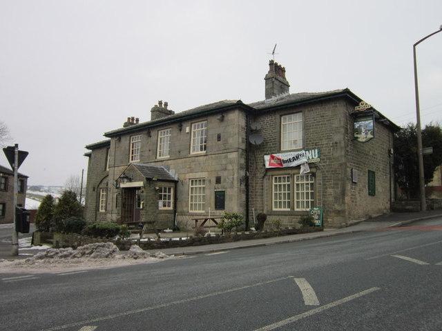 The Junction Inn, Denshaw
