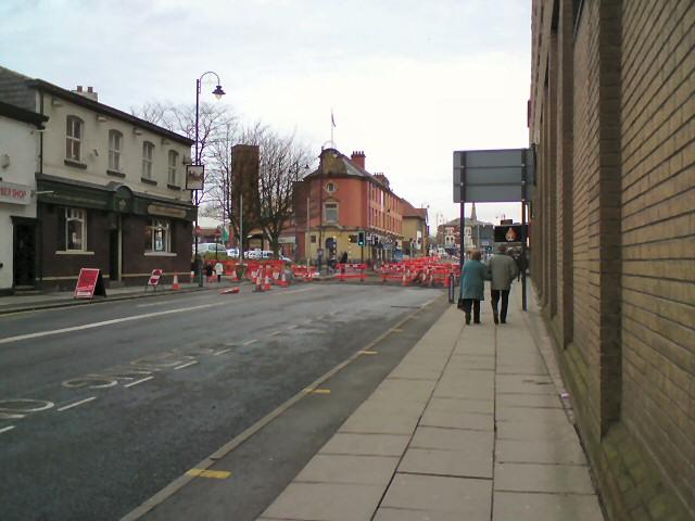 Wellington Road