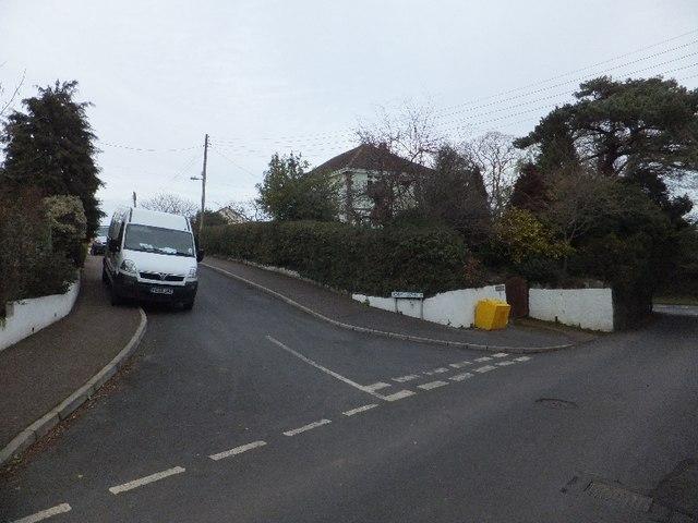 Rosyl Avenue in Holcombe
