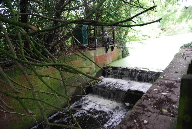 Weir, River Gipping