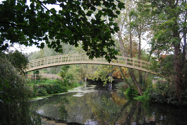 Bridge over the River Gipping