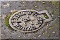 J3068 : Belfast Water Works cover, Belfast (5) by Albert Bridge