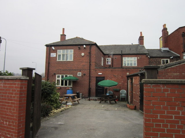 The Spinners Arms
