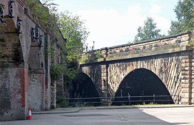 Bridge, Water Street, Manchester