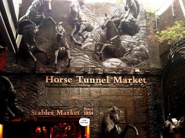 The Horse Tunnels Market - Camden