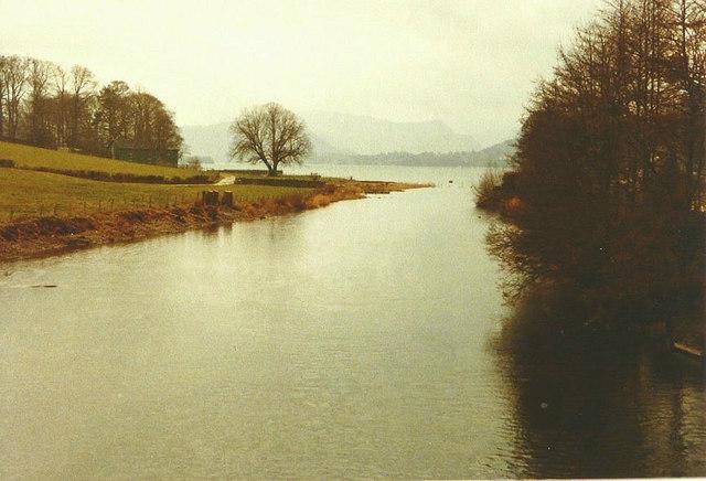 Ullswater in 1984