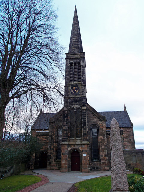 Bourock Parish Church, Barrhead