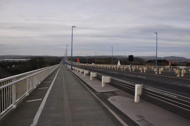 Beachley : The M48 Motorway