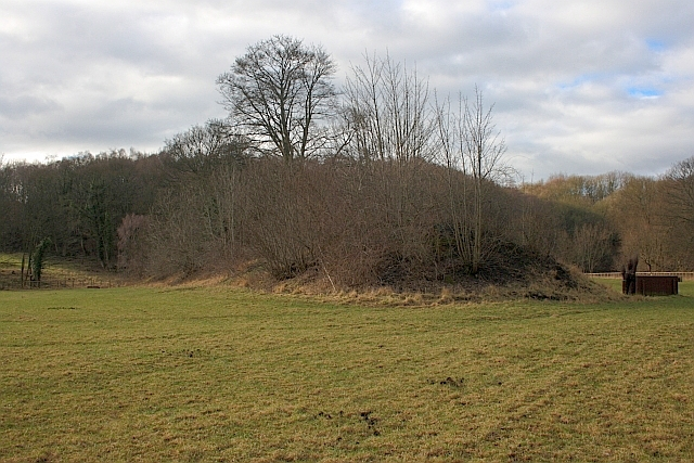 Remains of Old Embankment