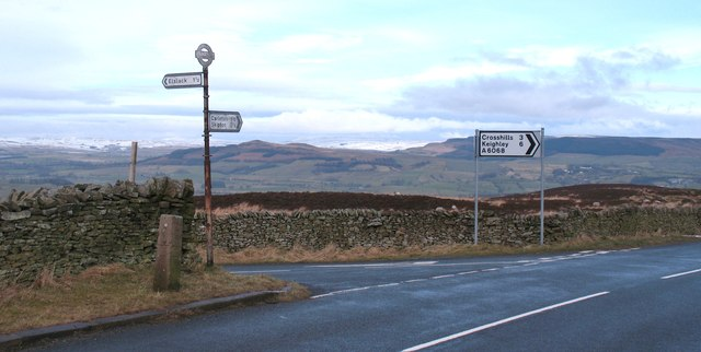 Several ages of signposting