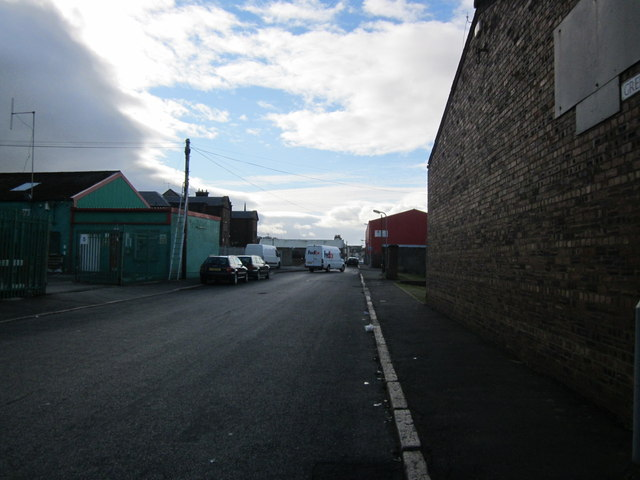 Green Street Lane