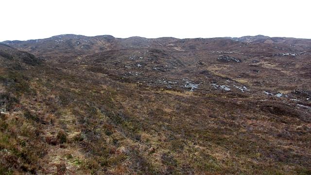 Moorland, An Àird