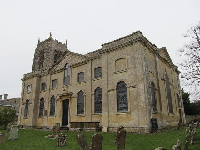 St Michael's Church, Aynho