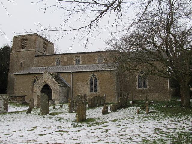 All Saints Church, Croughton