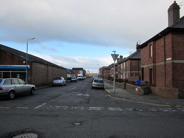Taylor Street
