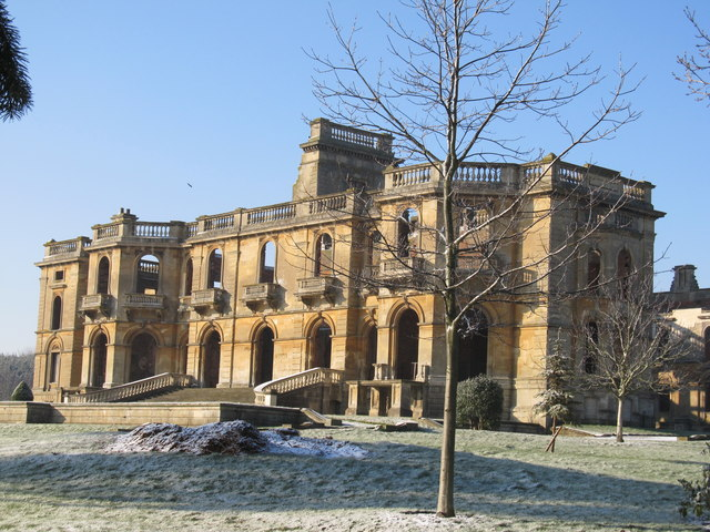 Witley Court , Worcestershire