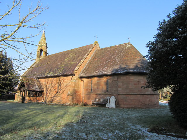St Michael's Church, Little Witley