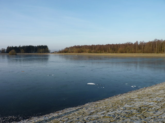 Icy reservoir