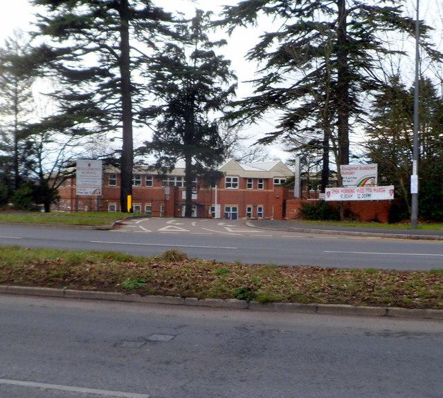 Rougemont School and Rougemont Rainbows Nursery, Malpas, Newport