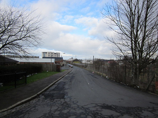 Viewfield Road
