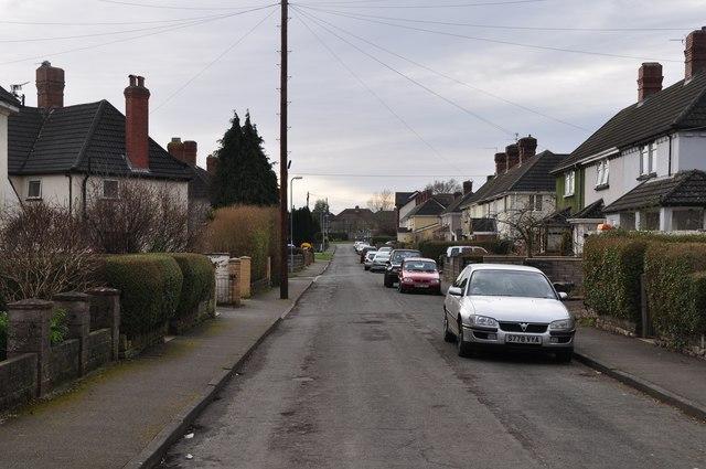 Chepstow : Alpha Road