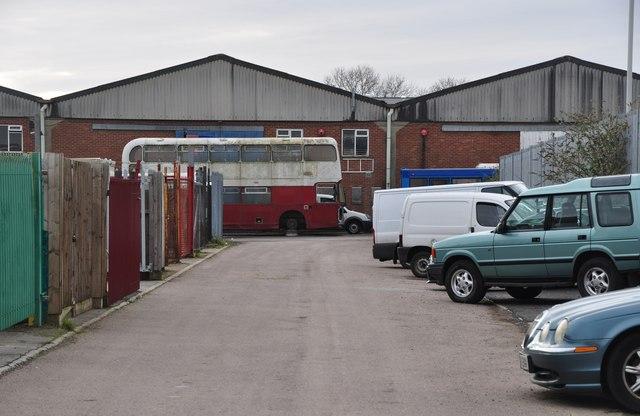 Chepstow : Bulwark Trading Estate