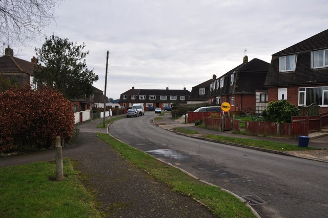 Chepstow : Strongbow Road