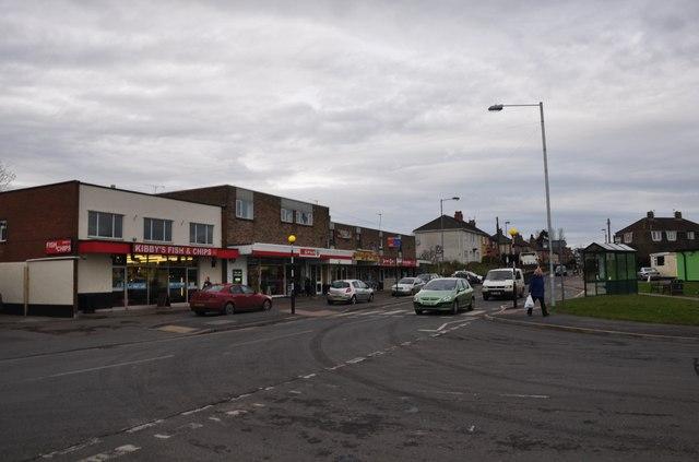 Chepstow : Bulwark Road