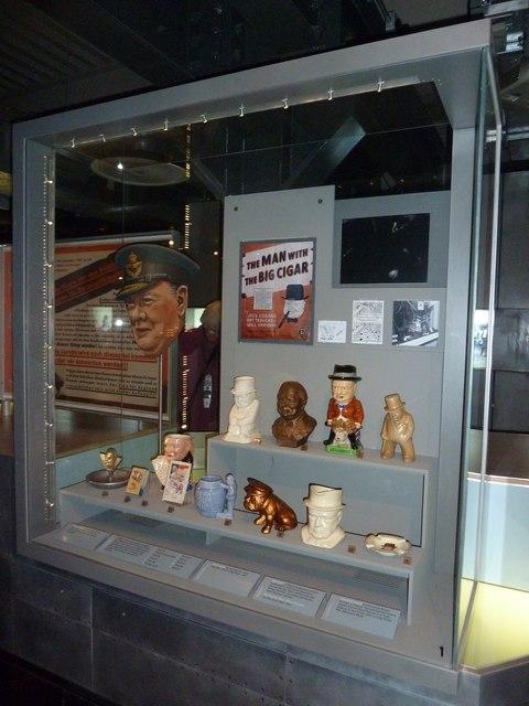Inside the Churchill War Rooms (2)