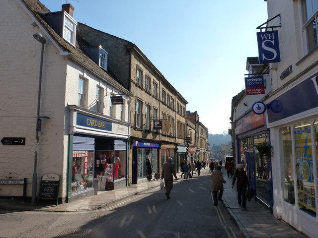 Sherborne: Cheap Street